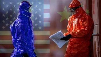 Çin'de yayılan Covid-19 iddiası: ABD'deki bir askeri üsten yayıldı