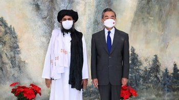 Çin'den Taliban açıklaması: Afgan halkının tercihine saygılıyız