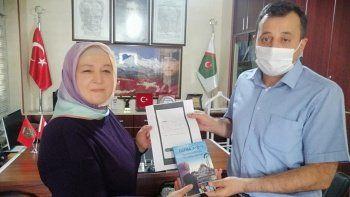 Çocukluk hayaliydi: Kitap yazıp gelirini şehit ailelerine bağışladı