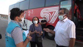 Covid-19 hastası kadını otobüse alan şoförden pes dedirten 'HES kodu' bahanesi