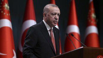 Cumhurbaşkanı Erdoğan: Aşı olmayan öğretmenler haftada iki kez PCR testi yaptıracak
