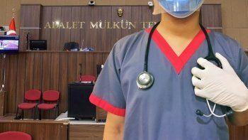 Doktoru gözaltına aldıran savcı hakkında 'kovuşturmaya yer yok' kararı