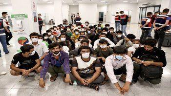 Muhalefetin göçmen iddiasını rakamlar çürüttü: Her 1000 Afgan'dan biri...
