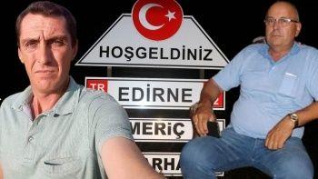 Edirne'de bir kişi Yunanistan tarafından açılan ateşle öldürüldü