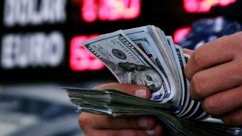 Enflasyon rekor kırdı: Dolar 8,30'un altını gördü