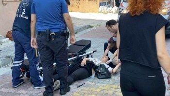 Erkek arkadaşı tarafından bıçaklanan kadın şikayetçi olmadı