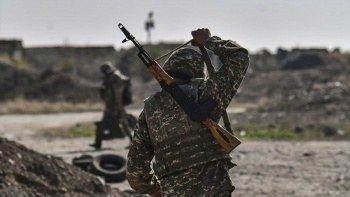 Ermeni askerleri Azerbaycan mevzilerine ateş açtı
