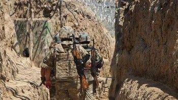 Ermeni askerleri Azerbaycan mevzilerini ateş altına aldı