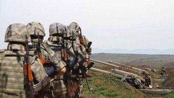 Ermenistan'dan Azerbaycan askerlerine tahrik ateşi