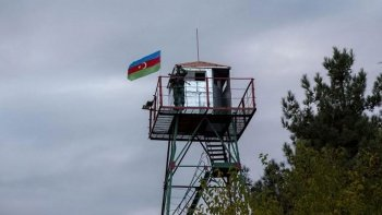 Ermenistan sınırdaki Azerbaycan askerlerine ateş açtı