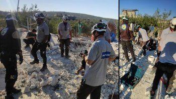 Esad güçleri İdlib'e saldırdı: 5 ölü 4 yaralı