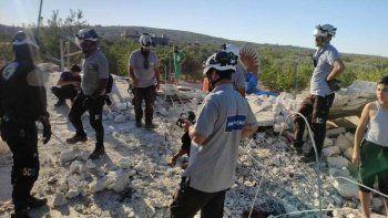 Esed rejiminin İdlib'e saldırısında 4 çocuk öldü!