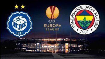 Fenerbahçe Helsinki maçı kaç kaç bitti? UEFA Fenerbahçe Helsinki maç sonucu