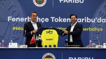 Fenerbahçe ile Paribu arasındaki ortaklık projesi tanıtıldı