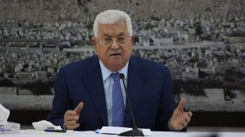Filistin Devlet Başkanı, İsrail Savunma Bakanı ile görüştü