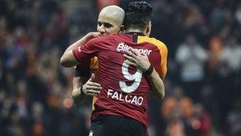 Galatasaray'da ayrılık vakti! Falcao ve Feghouli... Son dakika transfer haberleri