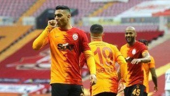 Galatasaray'da gözden düşen Mostafa Muhammed Fransa yolcusu