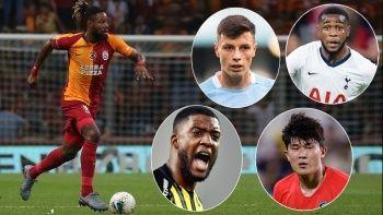Galatasaray'da Luyindama'nın yerine 4 alternatif! Son dakika transfer haberleri...