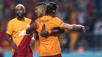 Galatasaray, Randers'ı devirdi, grup aşamasına yükseldi! Maç sonucu: 2-1