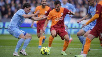 Galatasaray, Randers ile yenişemedi! Maç sonucu: 1-1