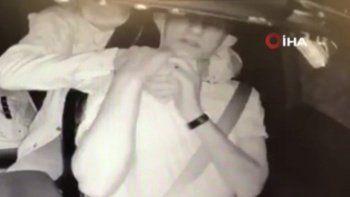 Gaspçı müşteri taksiciye dehşeti yaşattı: Boğazına bıçak dayayıp soydu