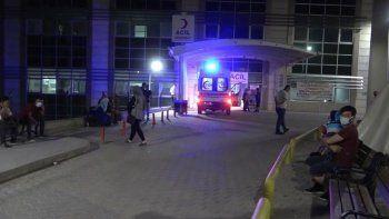 Gece yarısı korkunç olay: 15 yaşındaki kız 4. kattan düştü