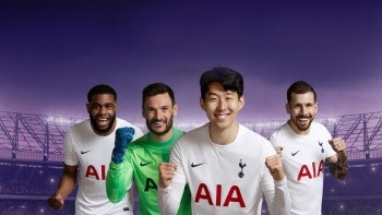Getir,Tottenham Hotspur'a sponsor oldu