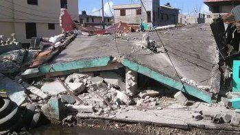 Haiti depreminde ölenlerin sayısı bin 400'ü geçti binlerce kişi yaralı