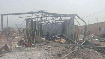Husilerin Yemen'deki askeri üsse saldırısında bilanço arttı