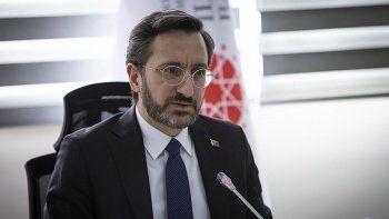 İletişim Başkanı Altun'dan mülteci başvuru merkezi iddialarına yanıt: Makaleyi bile okumamışlar