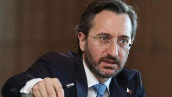İletişim Başkanı Altun'dan yaptığı haberi silen BBC Türkçe'ye cevap