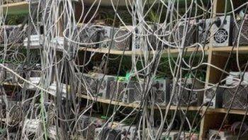 İspanya'da yasa dışı kripto madencilik çiftliğine baskın
