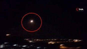İsrail Lübnan üzerinden Suriye'ye hava saldırısı düzenledi