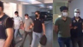 İstanbul'da PKK propagandası yapan 3 kişi yakalandı