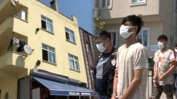 İstanbul'dan İtalya'ya gitme hayali kuran İranlı çift dehşeti yaşadı