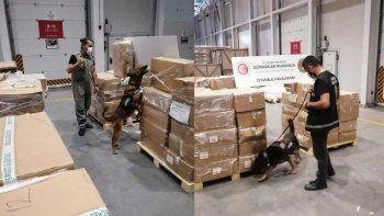 İstanbul Havalimanı'nda 4,3 tonluk narkotik operasyonu