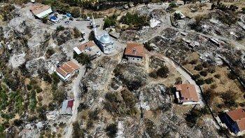İTO'dan yangından etkilenenlere 4 milyon lira destek