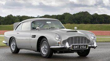 James Bond filminin meşhur otomobili çalındıktan 25 sene sonra bulundu