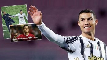 Juventus'a veda eden Ronaldo Manchester City yolcusu