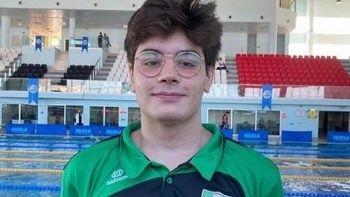 Kaan Efe Kaya, Paletli yüzmede Türkiye rekoru kırdı