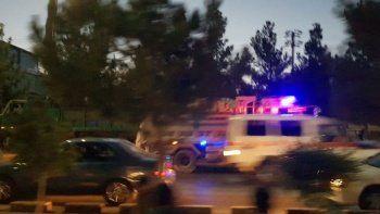 Kabil'deki patlamada yürek yakan olay: Küçük kız çocuğu, kollarında hayatını kaybetti