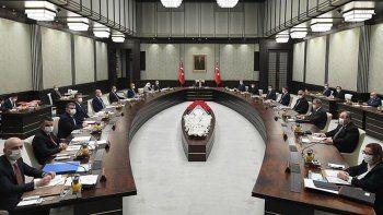 Kabine Toplantısı'na afet ertelemesi