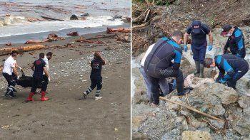Kastamonu'da sel felaketi: 2 kişinin cenazesine ulaşıldı