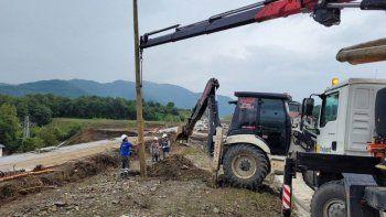 Kastamonu'da sel felaketinden etkilenen bölgeler enerjilendirildi