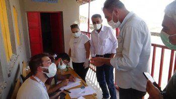 Kırsal mahallelerde aşı stantları kuruldu, vatandaşlar sıraya girdi