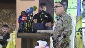 Koalisyon komutanı kundakçı PKK'yı övdü
