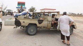 Libya'nın Türkiye ile yaptığı anlaşmanın iptal edilmesi isteniyor