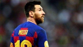 Lionel Messi, Barcelona'dan ayrıldı! Son dakika haberi