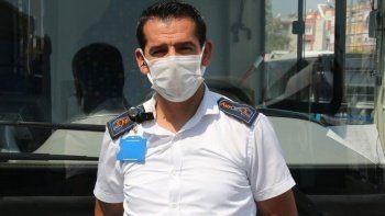 Maske takmayan kadının hakaret ve tehditler yağdırdığı şoför konuştu
