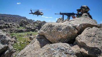Mehmetçik'ten terör örgütü PKK/YPG'ye darbe!